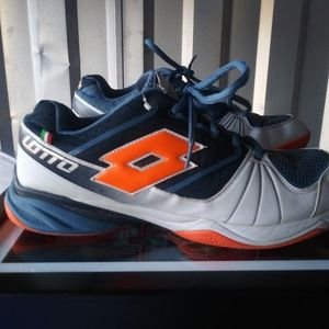 Mens Lotto tennis shoes